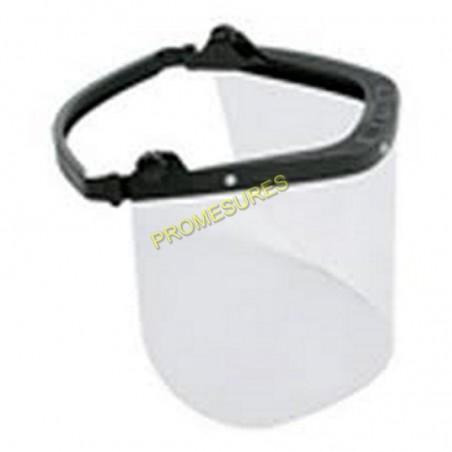 Ecran facial électricien pour casque CATU MO 184