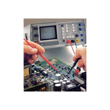 Maintenance & réparation des appareils de mesure