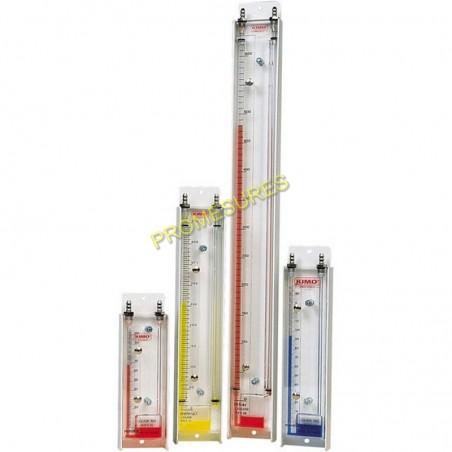 Manomètre colonne liquide  Kimo TJ-100