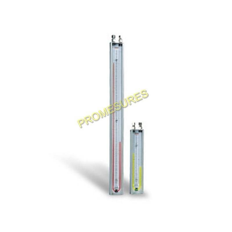 Manomètre colonne liquide Kimo GFI-68HG