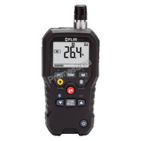 FLIR MR 77 Thermo-Hygromètre sans contact