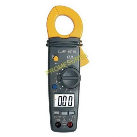 Pince multimètre ampèremétrique TT 330