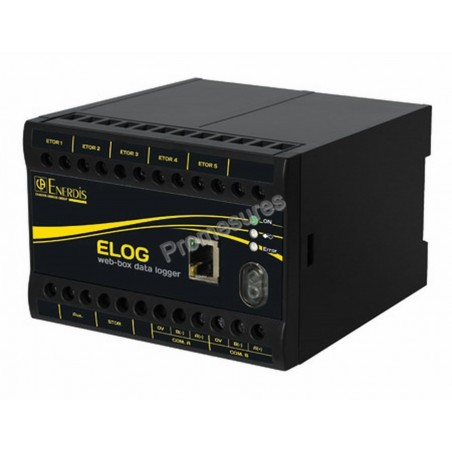 Concentrateur intelligent Enerdis E-Log