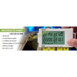 Enregistreur de température et d'humidité Prosensor MX1101