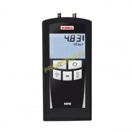 Micromanomètre KIMO MPB