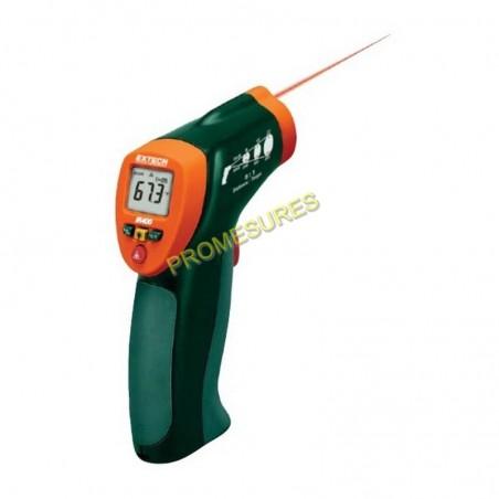 Thermomètre infrarouge sans contact Extech IR 400