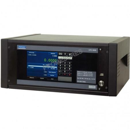 Contrôleur de pression 1 voie, 400 bar, Wika CPC8000