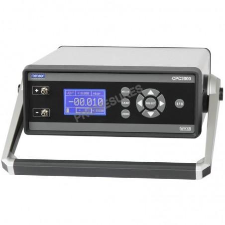 Contrôleur basse pression portable Wika CPC2000