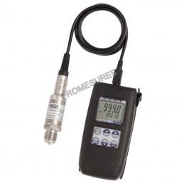 CPH62I0 WIKA Calibrateur de pression portable (version ATEX)