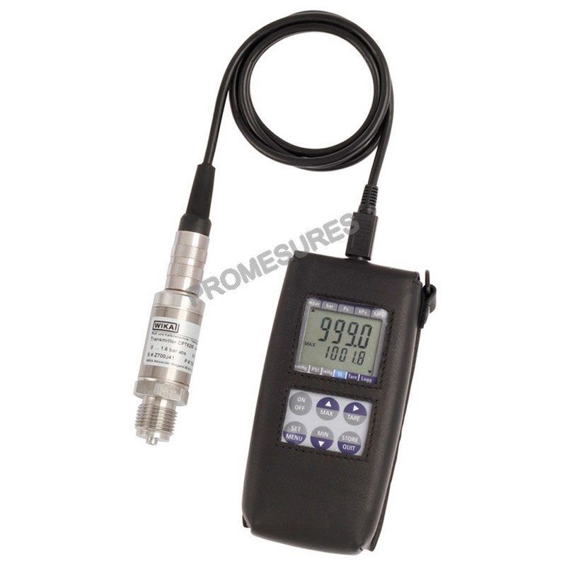 CPH62I0 WIKA Calibrateur de pression portable (version ATEX)