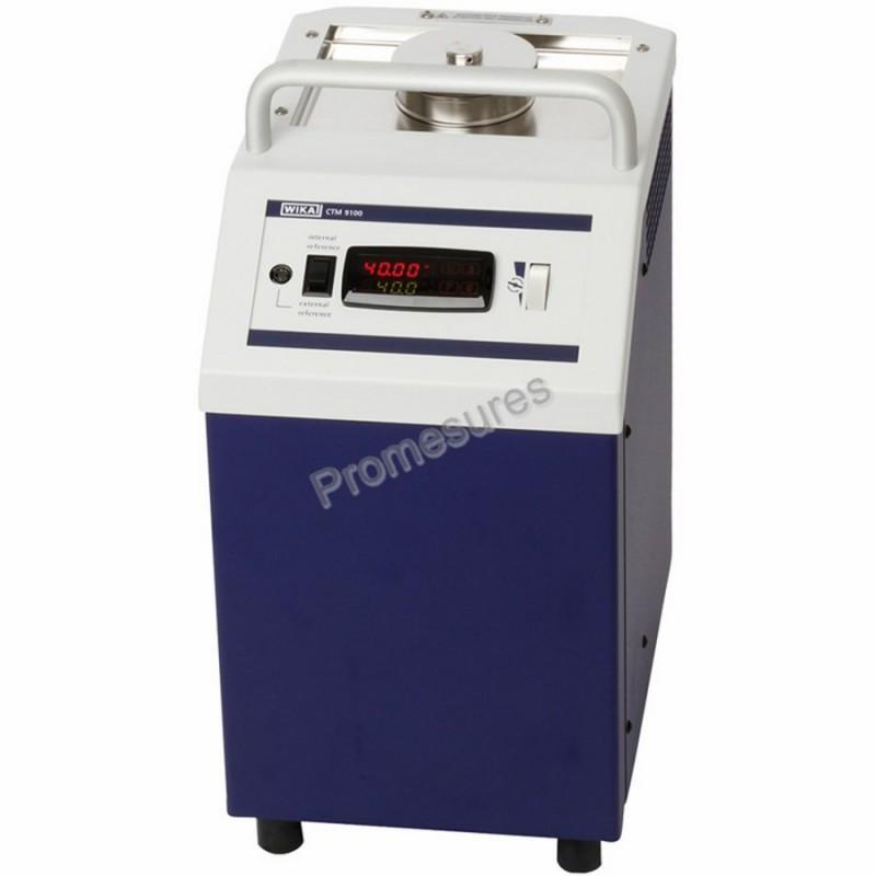 Calibrateur de température multifonction WIKA Type CTM9100-150
