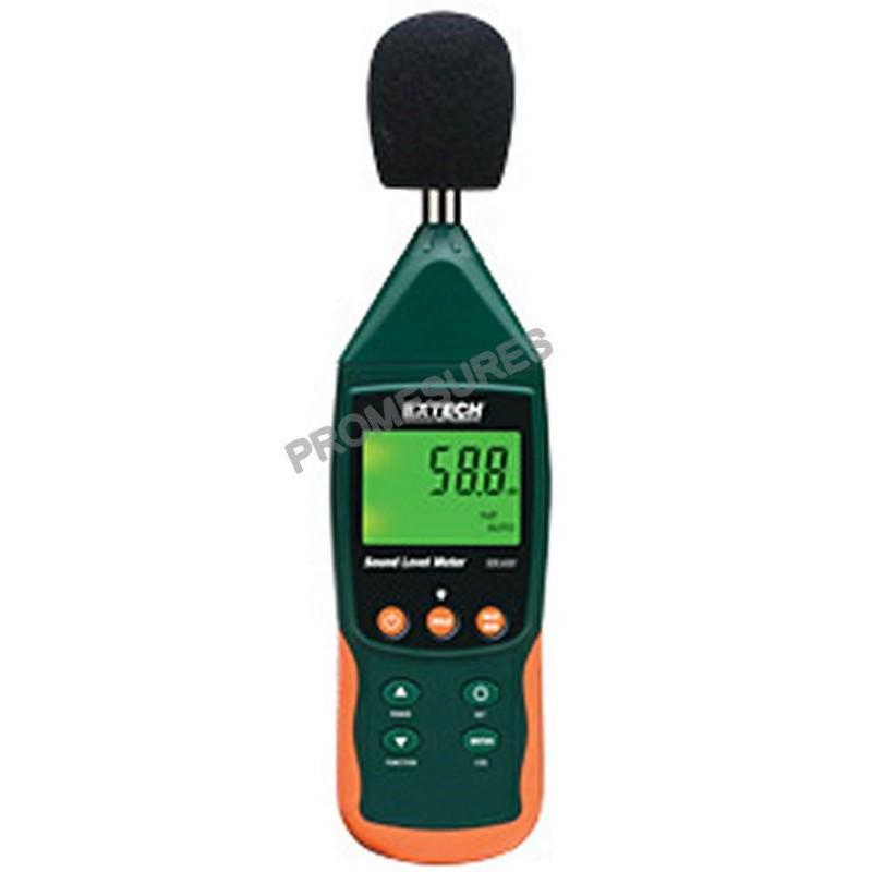 Sonomètre numérique Extech SDL 600