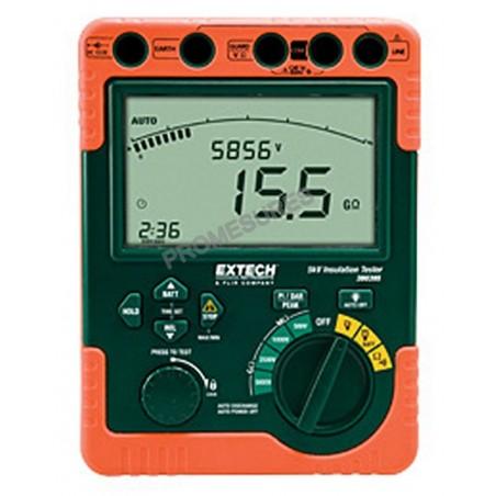 LOCATION Extech 380396 5kV Contrôleur d'isolement Mégohmmètre