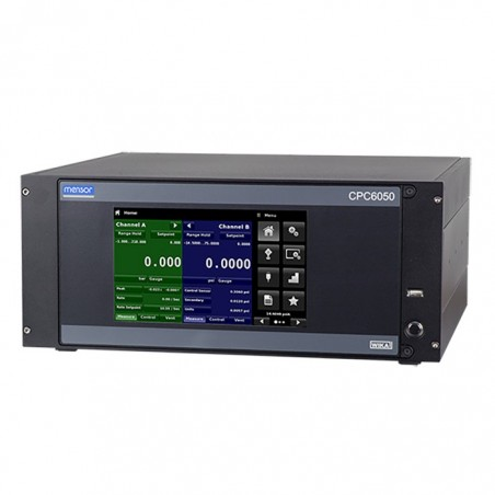 Contrôleur de pression 2 voies, 210 Bar, Wika CPC6050