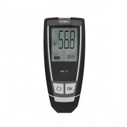 Kimo KH 70 enregistreur nomade avec capacité 2 paramètres enregistrables