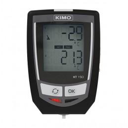 Kimo KT 150 enregistreur nomade 3 paramètres enregistrables simultanément