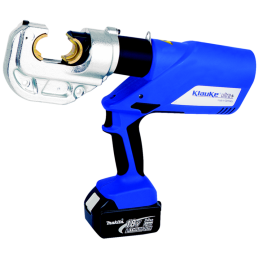 Klauke EK12042L Presse de sertissage électro-hydraulique 10-400 mm2 avec course 42mm