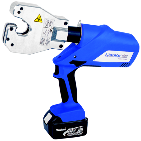 Klauke EK60VPL Presse de sertissage électro-hydraulique 10-240 mm2