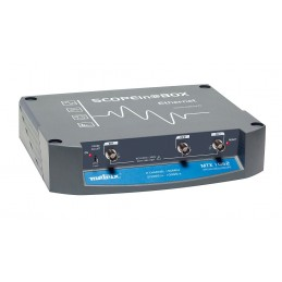 Metrix MTX 1052 oscilloscope compact SCOPEin@BOX 2 voies