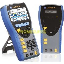 LanTek III-500 Ideal Networks certificateur câblage réseau