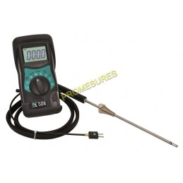 Kane 504 Analyseur / testeur de combustion mesure CO2