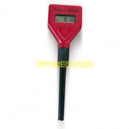 HANNA HI 98103 pH avec électrode remplaçable