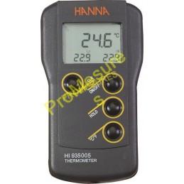 Hanna HI 935002 thermomètre Etanche