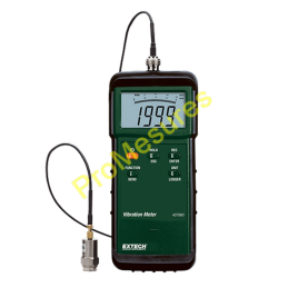 Extech 407860 Vibromètre industriel