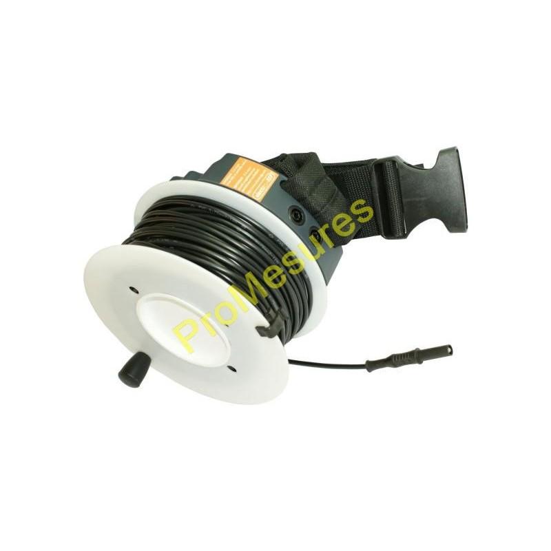 Enrouleur de cable B-Reel2310-30 noir