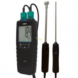 KIMO TT21 thermomètres thermocouples