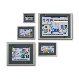 Interface Home machine Pyrocontrole CPS Touch