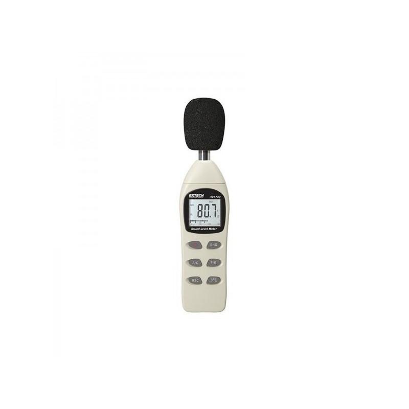 Sonomètre 407730 Extech