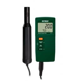 Oxymètres portables DO 210 avec data-logger
