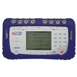 Calibrateur générateur multifonction AOIP Calys 50