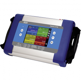 Calibrateur portable multifunctions WIKA Pascal ET