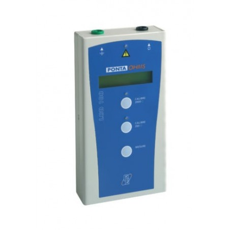 Mesureur de terre et de continuité LCD-100-01 AOIP