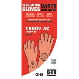 GANTS ISOLANTS CEI CLASSE 0...