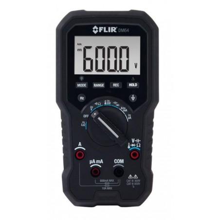 Multimètre numérique TRMS Flir DM64