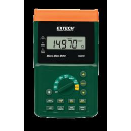 Micro-Ohmmètre 10A Extech...