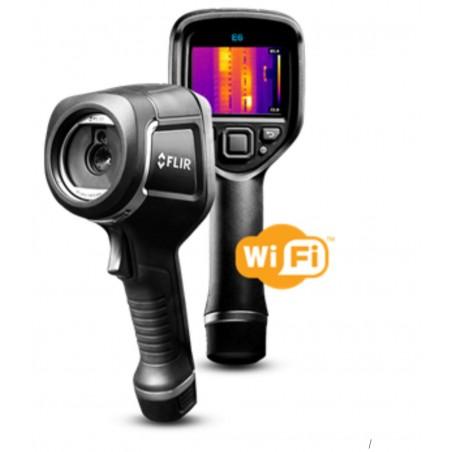 Caméra Thermique Infrarouge FLIR E6-XT WIFI