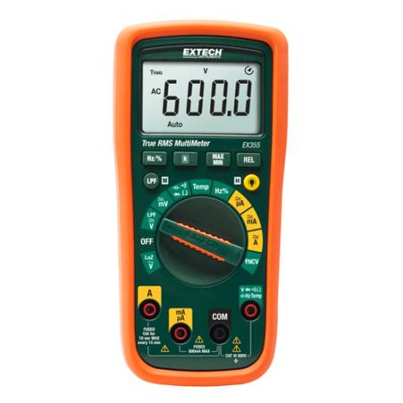 Multimètre numérique TRMS Extech EX355