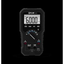 Multimètre numérique TRMS...