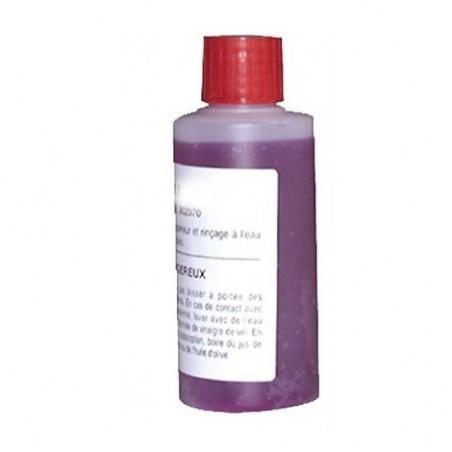 Flacon de 500 ml de liquide AWS.10.