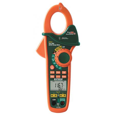 Pince ampèremétrique TRMS Extech EX623