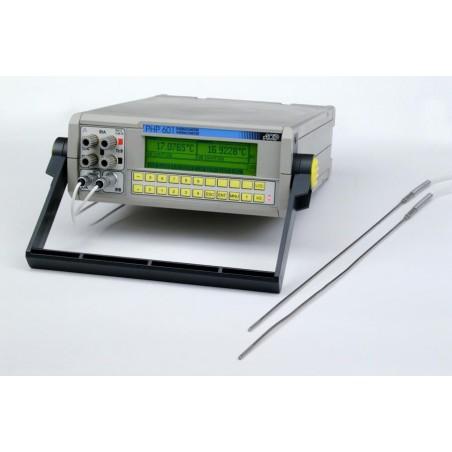 Thermomètre de laboratoire PT100 AOIP PHP602
