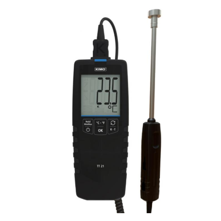 Thermomètre TC Kimo TT21