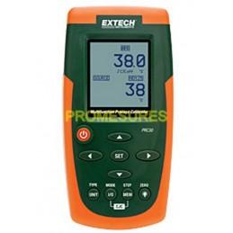 Extech PRC30 - Calibrateur de process multifonctions