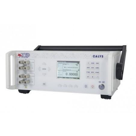 AOIP CALYS 1200NG Calibrateur process de table