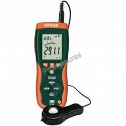 Luxmètre enregistreur numérique Extech HD 450