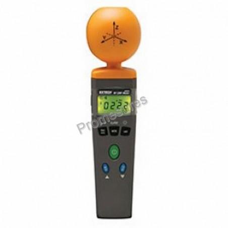 Extech 480836 testeurs mesureur de champs électromagnétique 3 axes